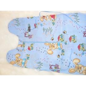 """Детский спальный мешок  """"BABY DREAM"""" и комплект  детского постельного белья"""